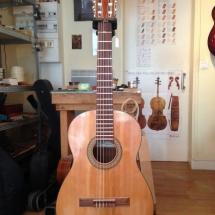 Guitare classique Favino 1973